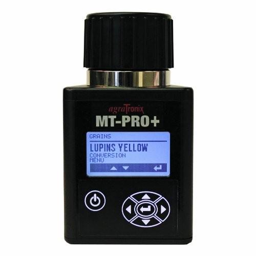 AgraTronix MT-PRO+Plus Portable Grain Moisture Tester with Case, 05100,  Moisture 5-40%