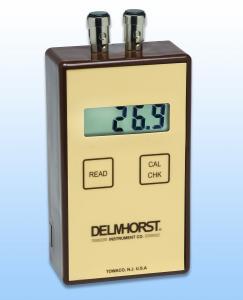 Delmhorst Soil Moisture Meter KS-D1 Digital Tester  with Case