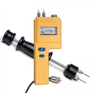 Delmhorst J4 Analog Wood Moisture Meter, 26ES Hammer with Deluxe Case(DHJ4PKG