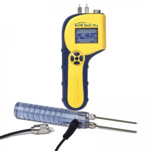 Delmhorst TechCheck Package Plus with 21E Insulation Electrode and Case (DHTCPlusPKG)