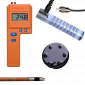 Delmhorst F2000 Hay Moisture Meter Tester 10 inch Probe Deluxe Pkg