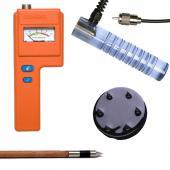 Delmhorst F6 Analog Moisture Meter Tester Deluxe Pkg