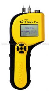 TechCheck Wood/Drywall Dual-Mode Meter