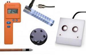 Delmhorst FX-2000 Hay Moisture Meter Tester, 10 inch Probe